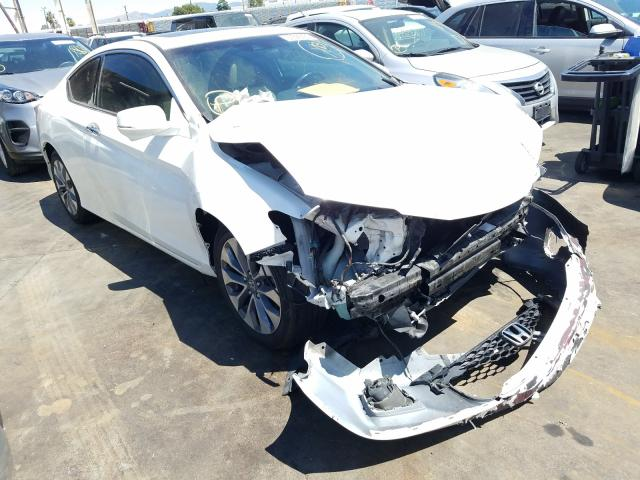 Honda Accord EXL salvage cars for sale: 2013 Honda Accord EXL