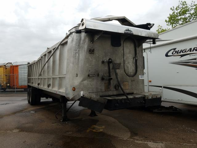 East Manufacturing Dumptraile salvage cars for sale: 1998 East Manufacturing Dumptraile