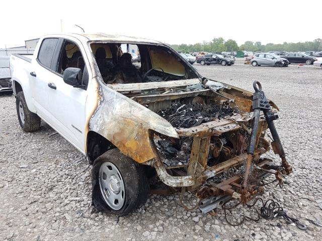 Chevrolet Colorado salvage cars for sale: 2020 Chevrolet Colorado