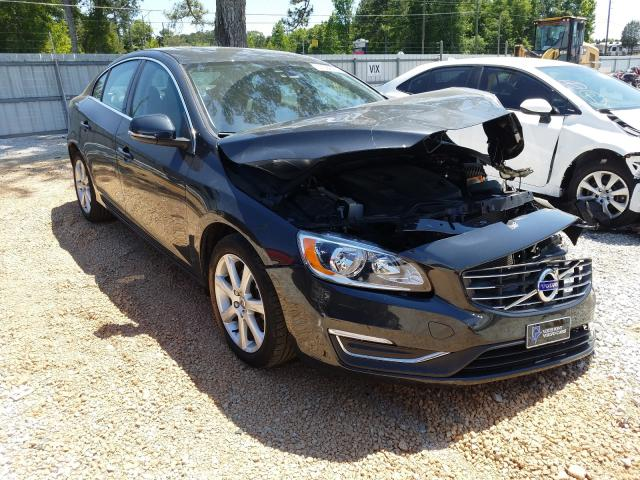 Volvo salvage cars for sale: 2016 Volvo S60 Premium