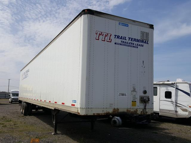 Stoughton Trailer salvage cars for sale: 2012 Stoughton Trailer