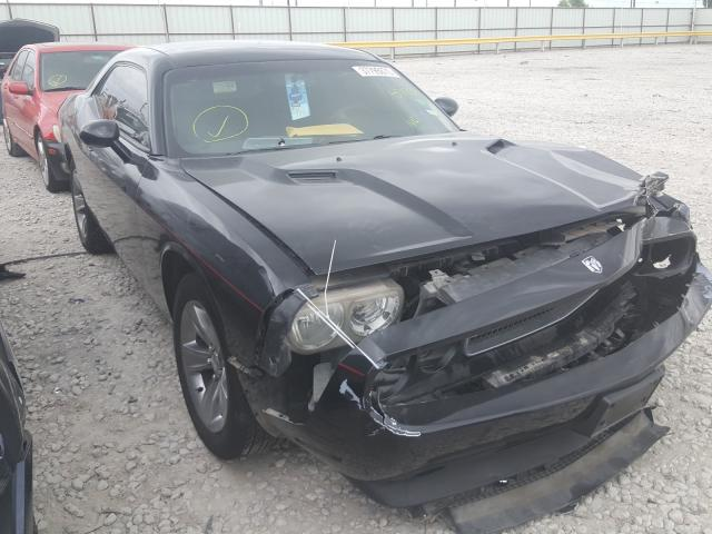 Salvage cars for sale from Copart Haslet, TX: 2009 Dodge Challenger