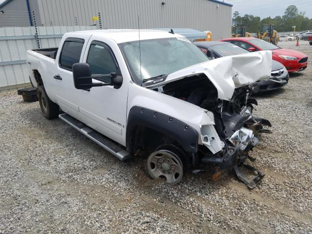Salvage cars for sale from Copart Spartanburg, SC: 2007 Chevrolet Silverado