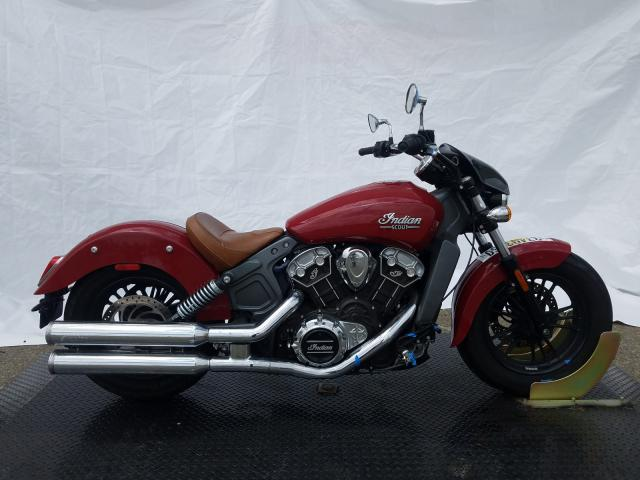 Indian Motorcycle Co. Scout ABS salvage cars for sale: 2015 Indian Motorcycle Co. Scout ABS