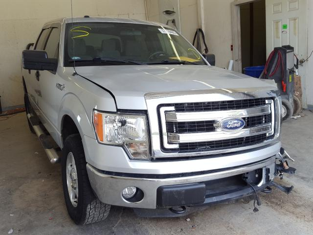 2014 FORD F150 SUPER 1FTFW1EF0EKF97805