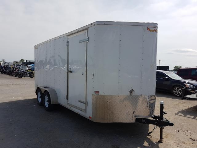 Doolittle salvage cars for sale: 2018 Doolittle Trailer