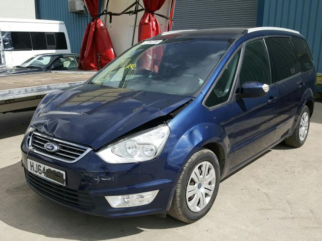 FORD GALAXY ZET - 2014 rok