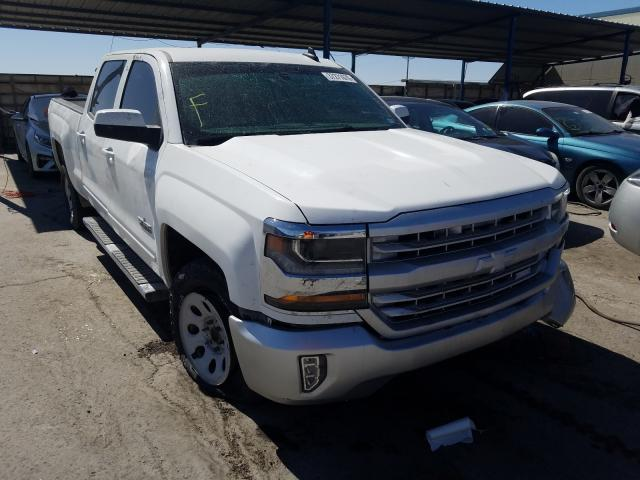 Salvage cars for sale from Copart Anthony, TX: 2018 Chevrolet Silverado