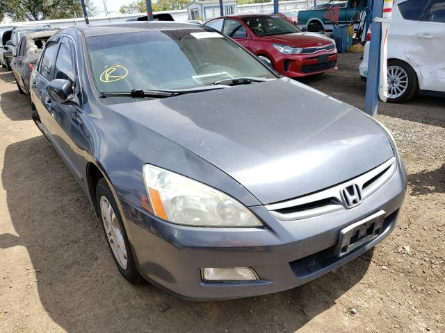 Honda Accord SE salvage cars for sale: 2006 Honda Accord SE
