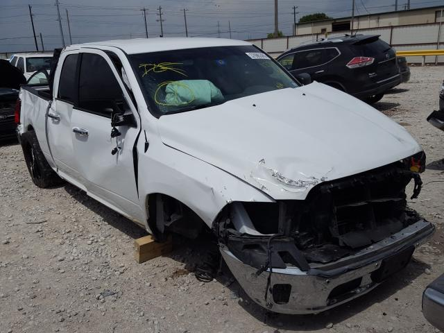 Salvage cars for sale from Copart Haslet, TX: 2018 Dodge RAM 1500 SLT