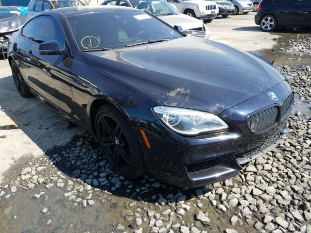 2016 BMW 650 XI en venta en Windsor, NJ
