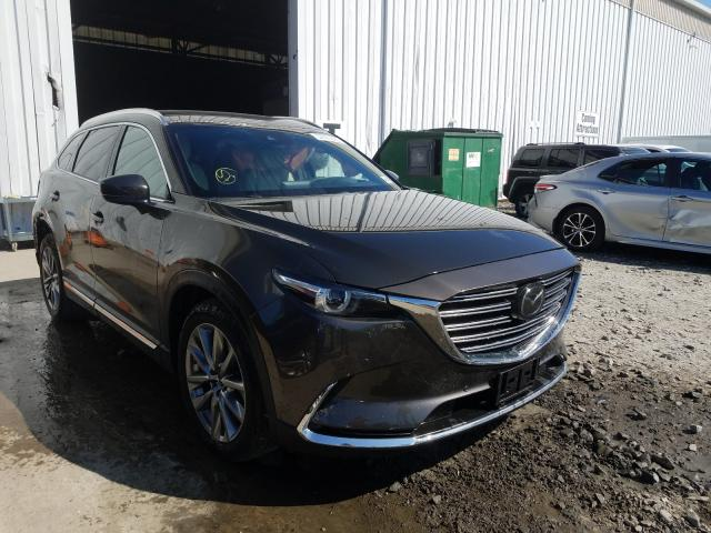 Mazda CX-9 Grand Touring salvage cars for sale: 2019 Mazda CX-9 Grand Touring