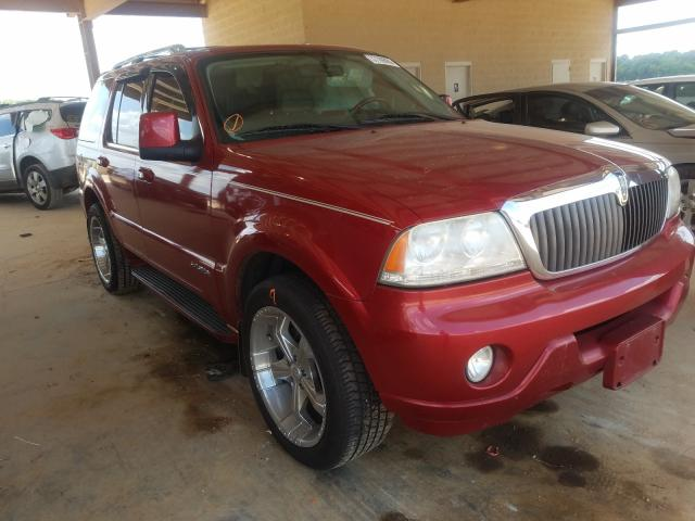 Salvage cars for sale from Copart Tanner, AL: 2004 Lincoln Aviator