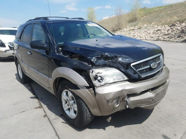 Vehiculos salvage en venta de Copart Littleton, CO: 2006 KIA Sorento EX