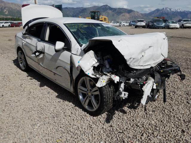 Salvage cars for sale from Copart Farr West, UT: 2013 Volkswagen CC Sport