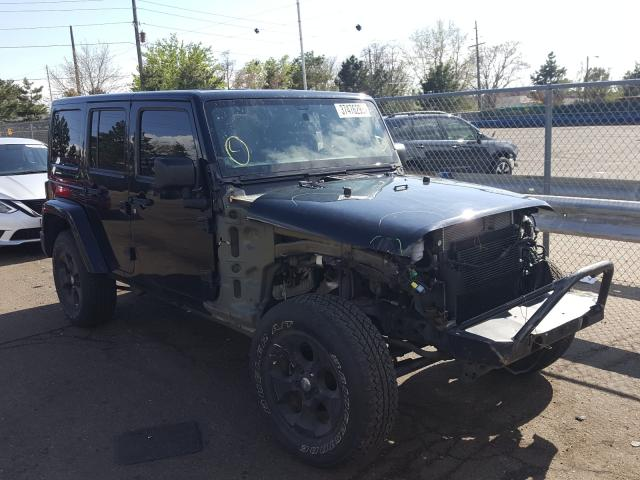 Jeep Wrangler U salvage cars for sale: 2014 Jeep Wrangler U