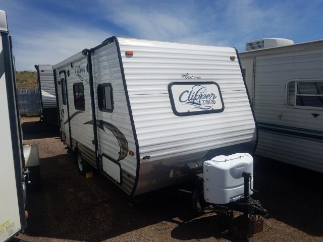 Coachmen Clipper salvage cars for sale: 2014 Coachmen Clipper
