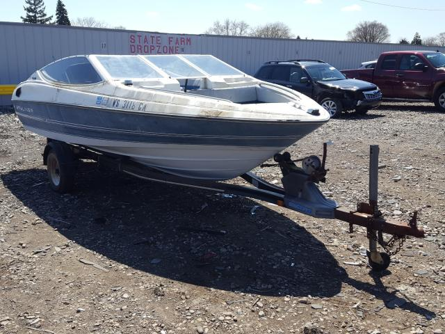 Bayliner salvage cars for sale: 1991 Bayliner 1850 BR (C