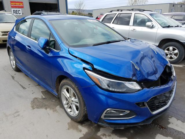 2017 Chevrolet Cruze LT for sale in Duryea, PA