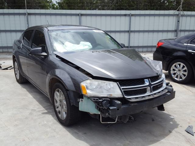 Salvage cars for sale from Copart Corpus Christi, TX: 2014 Dodge Avenger SE