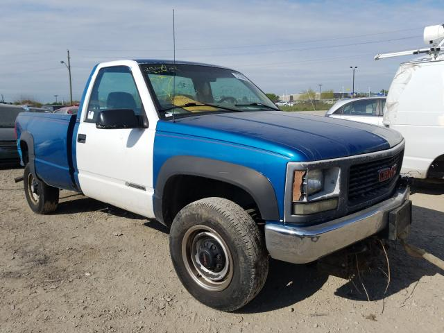 GMC Sierra K25 salvage cars for sale: 1999 GMC Sierra K25