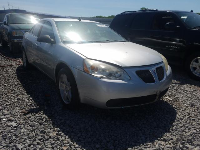Pontiac salvage cars for sale: 2009 Pontiac G6