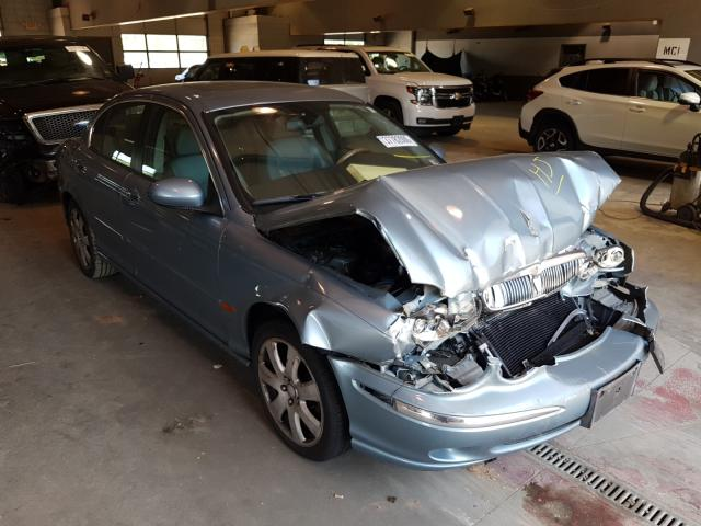 Vehiculos salvage en venta de Copart Sandston, VA: 2005 Jaguar X-TYPE 3.0