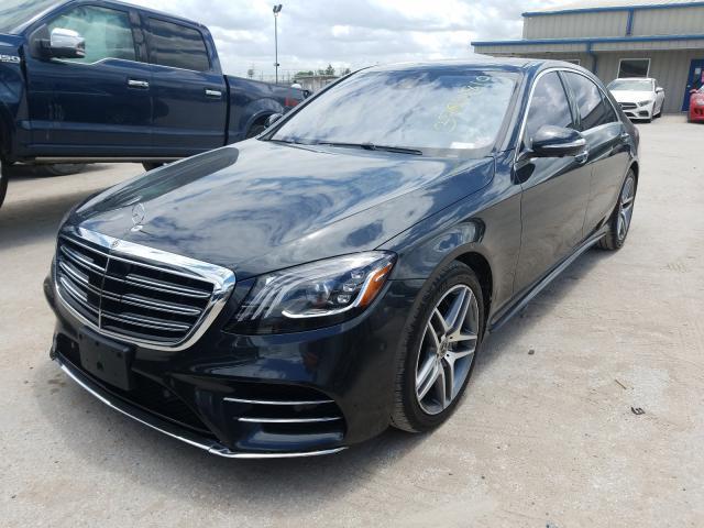 2019 Mercedes-Benz S | Vin: WDDUG8GB7KA437242