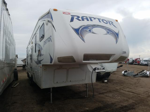 Other RV salvage cars for sale: 2011 Other RV