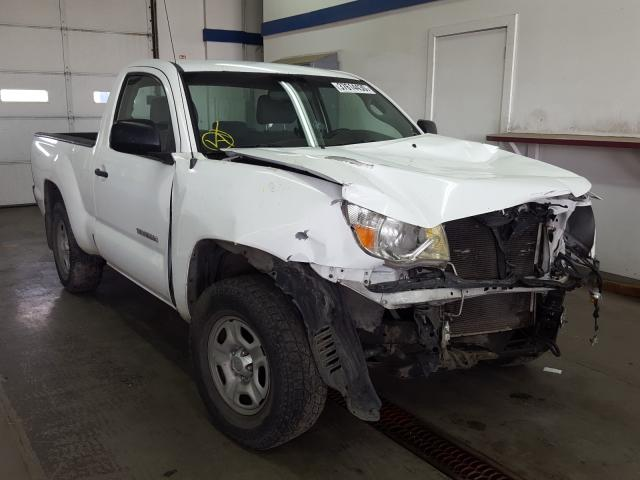 Salvage cars for sale from Copart Pasco, WA: 2006 Toyota Tacoma