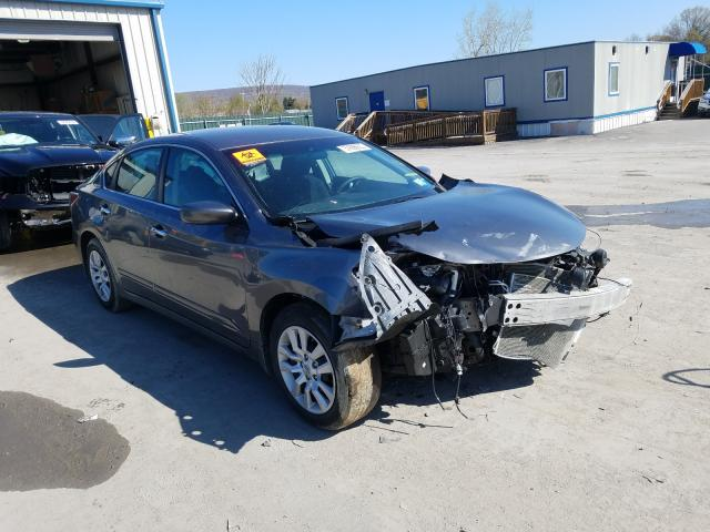 Salvage cars for sale from Copart Duryea, PA: 2015 Nissan Altima 2.5
