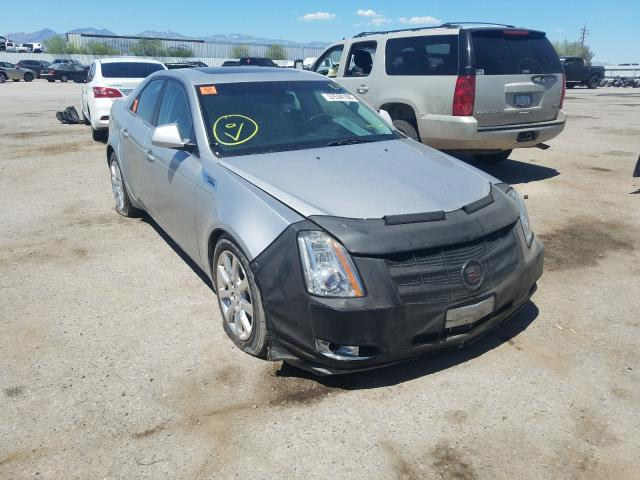 Cadillac salvage cars for sale: 2008 Cadillac CTS HI FEA