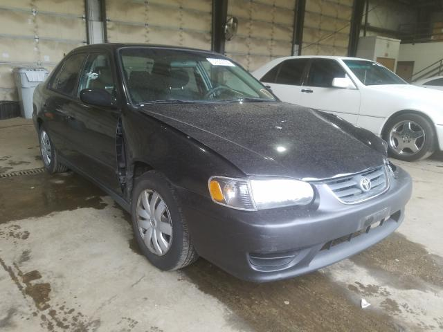 Salvage cars for sale from Copart Graham, WA: 2002 Toyota Corolla CE