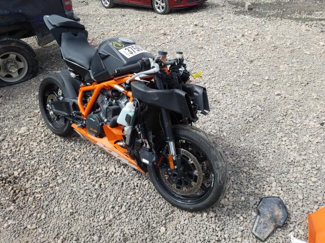 KTM salvage cars for sale: 2013 KTM 1190 RC8