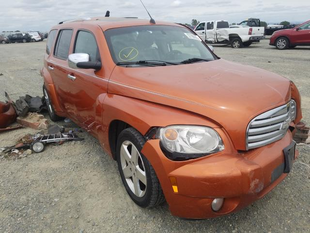 Chevrolet HHR LT salvage cars for sale: 2006 Chevrolet HHR LT