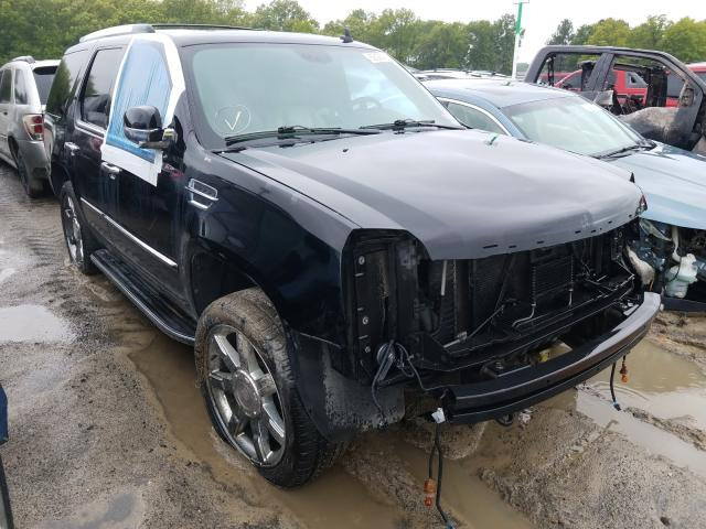 Cadillac salvage cars for sale: 2008 Cadillac Escalade L