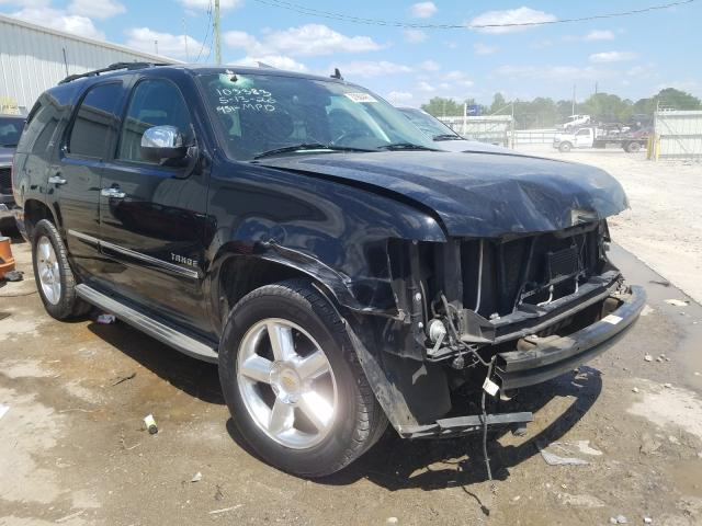 Chevrolet Tahoe C150 salvage cars for sale: 2010 Chevrolet Tahoe C150