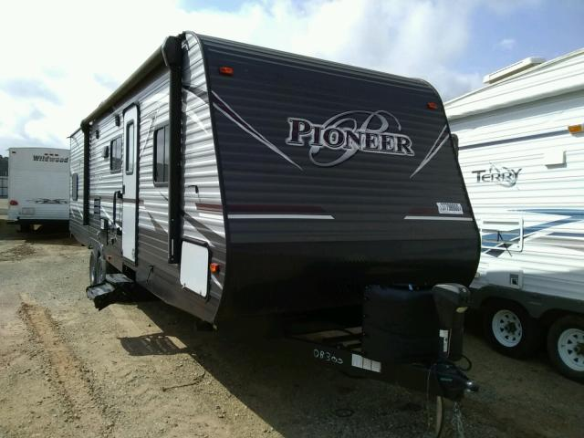 Pioneer salvage cars for sale: 2019 Pioneer Trailer