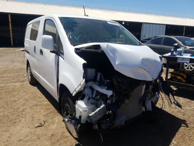 Salvage cars for sale from Copart Phoenix, AZ: 2020 Nissan NV200 2.5S