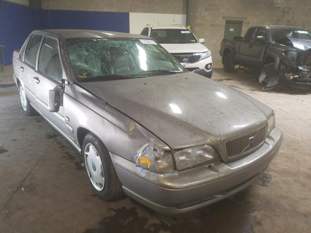 Volvo S70 salvage cars for sale: 1999 Volvo S70