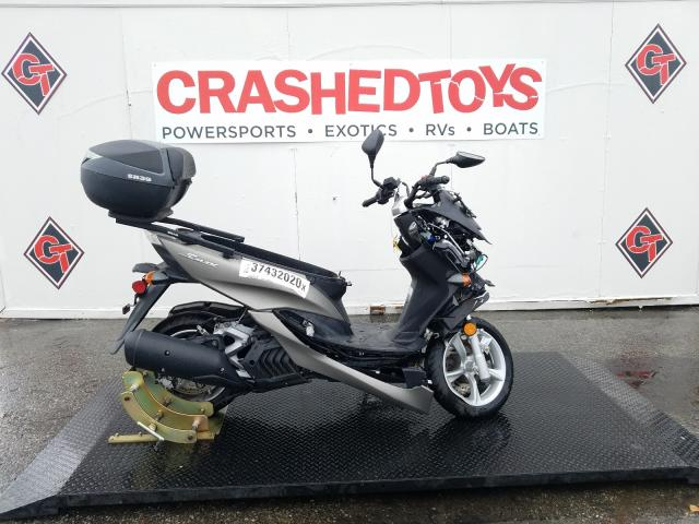 Yamaha salvage cars for sale: 2015 Yamaha XC155
