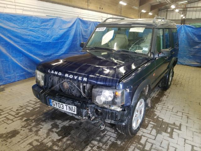 LAND ROVER DISCOVERY - 2003 rok
