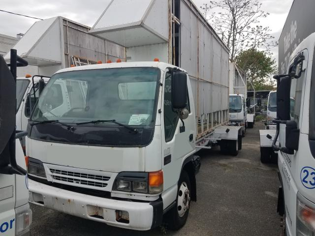 GMC W4500 W450 salvage cars for sale: 2005 GMC W4500 W450