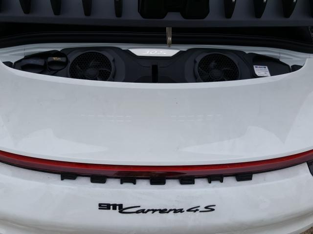 WP0CB2A93LS263589 2020 PORSCHE 911 CARRERA S