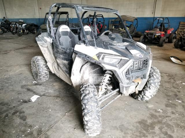 Salvage cars for sale from Copart Woodhaven, MI: 2019 Polaris RZR XP 100