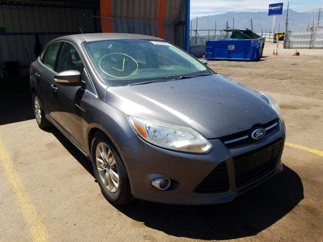 Vehiculos salvage en venta de Copart Colorado Springs, CO: 2012 Ford Focus SEL
