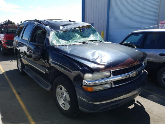 Chevrolet Tahoe C150 salvage cars for sale: 2004 Chevrolet Tahoe C150