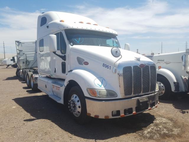 Peterbilt salvage cars for sale: 2008 Peterbilt 387