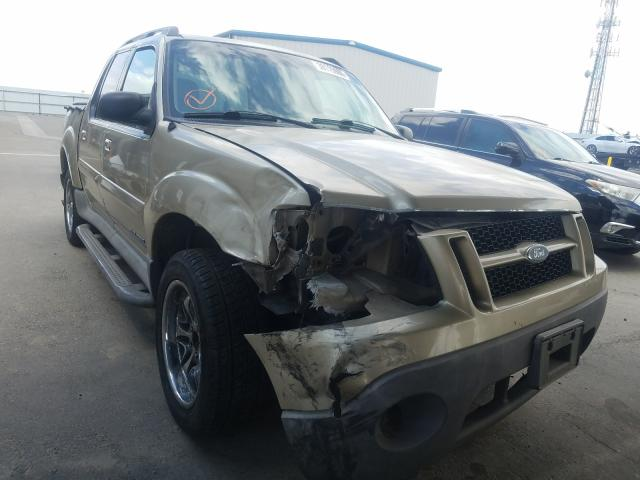 Ford Explorer S salvage cars for sale: 2001 Ford Explorer S