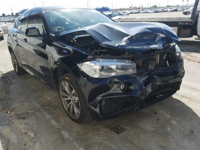 BMW X6 SDRIVE3 salvage cars for sale: 2016 BMW X6 SDRIVE3
